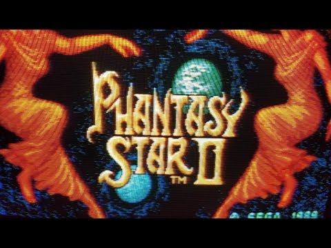 SEGA KEEPS GETTING BETTER in Phantasy Star II