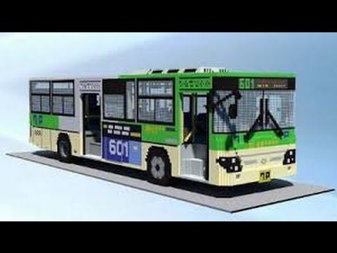 скачать карту автобус для майнкрафт - фото 3