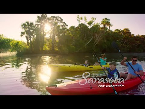 Visit Sarasota County: Family-Focused Commercial