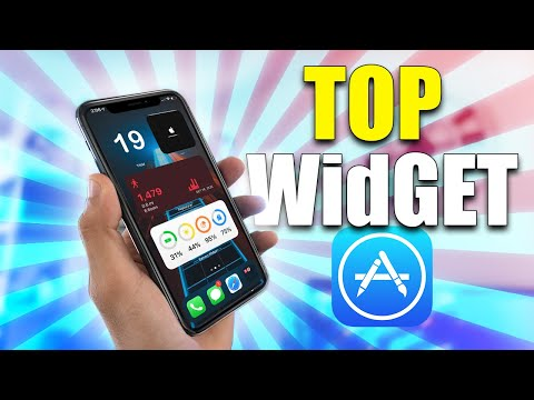 Top 10 IPhone Widgets For Your Home Screen! - FREE