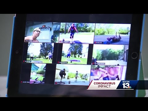 Gyms offering virtual workouts during coronavirus outbreak
