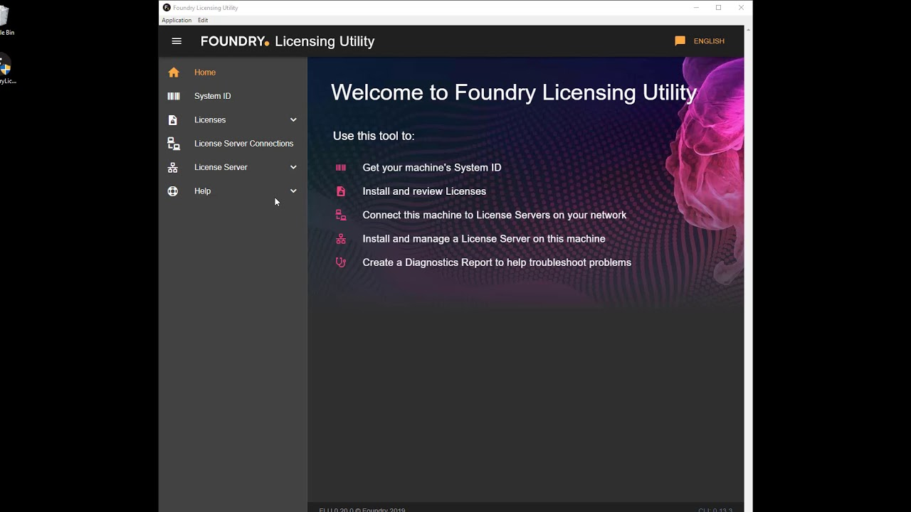 Q100026: How to install a node-locked license – Foundry
