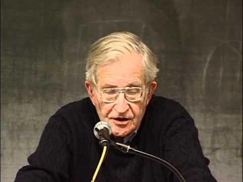 2005 - Noam Chomsky - The Idea of Universality in Linguistics and Human Rights (MIT) 5