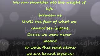 I will Carry You - Michael William Smith (with Lyrics)