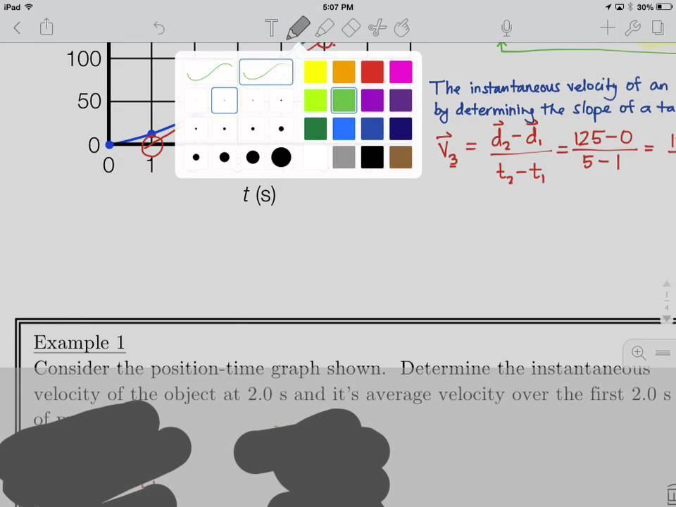 SPH3U - Unit 1 - Acceleration (Part 1)