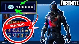 How to sell more than 3 skins in the Fortnite!!!