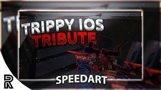 Ps Touch Thumbnail Speedart! #4   Critical Ops