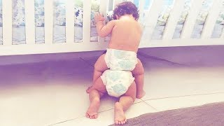NEW 2019 Awesome Twin Babies Playing Together  - Twin Babies Video
