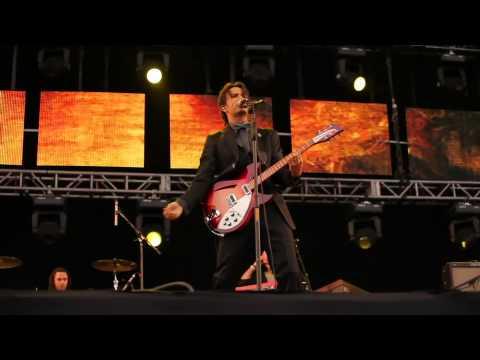 Vive Latino 2011 - Presentación - Fobia - Hoy Tengo Miedo