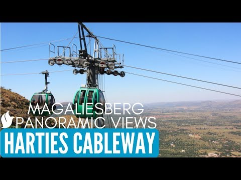 Aerial Cableway Hartbeespoort, South Africa Tourism