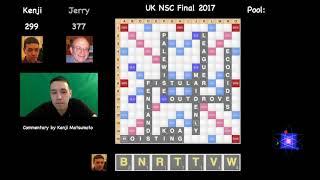 The Craziest Scrabble Game I