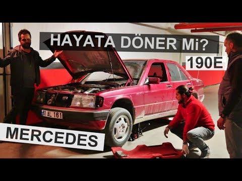 Mercedes 190E Yenileme Maliyeti Ne Olur? | 1.Bölüm