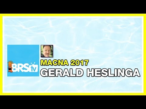 Gerald Heslinga: Giant Clams - Sustainable aquaculture and conservation | MACNA 2017