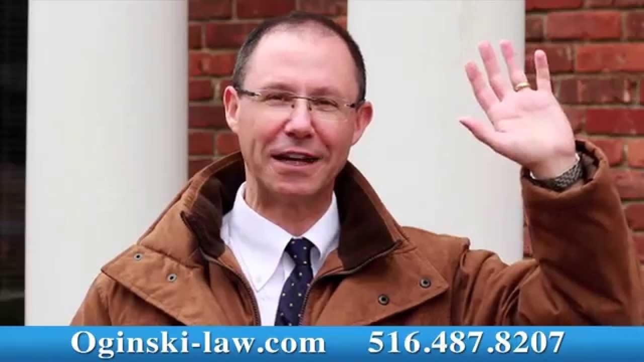 Does The Law Firm Handle 1000s Of Cases Ny Medical Malpractice Attorney Oginski Explains Youtube