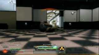 MSI Afterburner Test Record Quality COD MW2 Gameplay