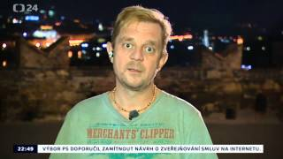 Petr Čtvrtníček hostem Událostí, komentářů