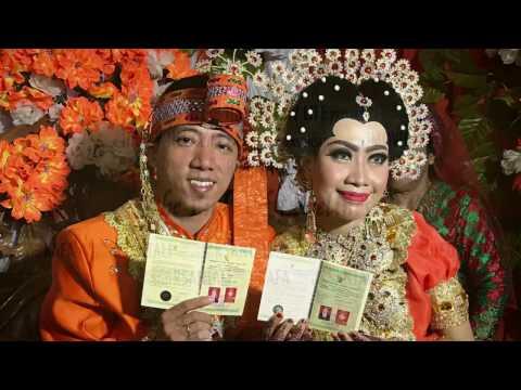 VLOG ARS034 Happy Wedding Aswar & Fitri