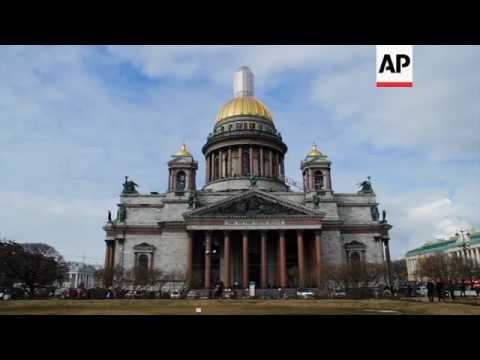St. Petersburg home to one of world's best hostels