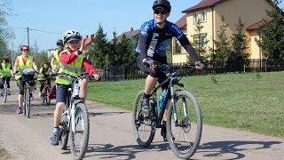 Rodzinny Rajd Rowerowy 'Powitanie Wiosny' do Łęgu Leśniczówki