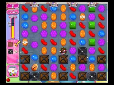 Candy Crush Saga Level 2202 - NO BOOSTERS