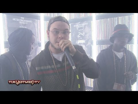 Music on Demand Potter Payper & Illmade freestyle - Westwood Crib Session