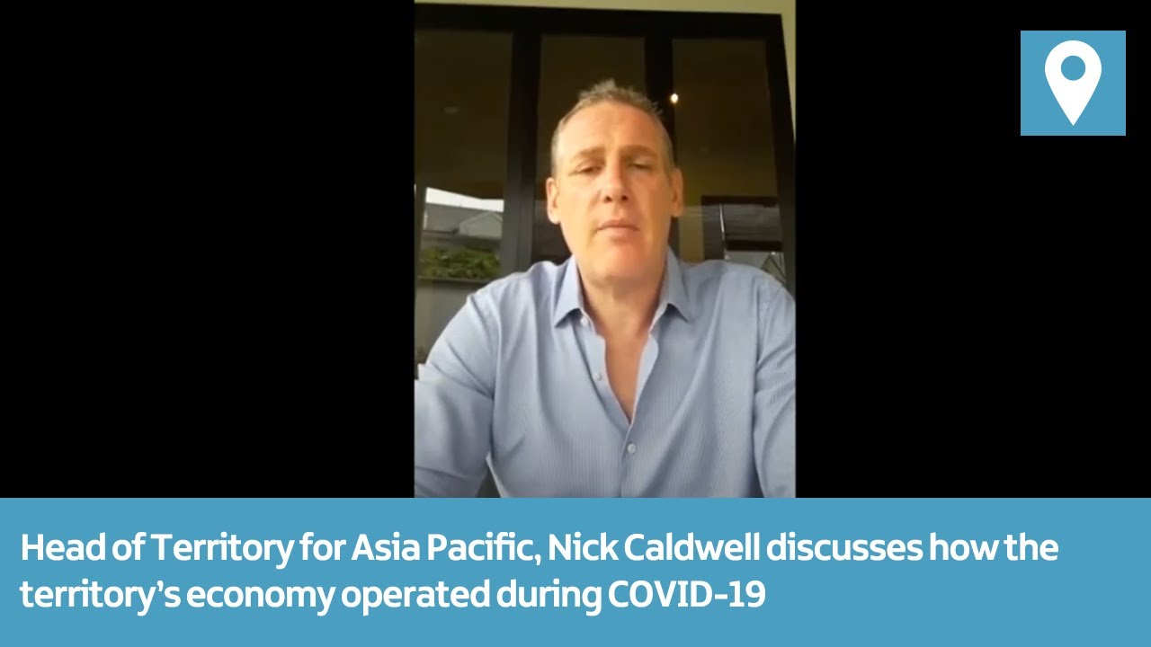 How is Asia Pacific's economy operated during COVID-19