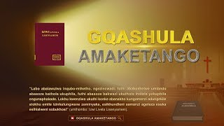 "Listen to the Expressions of the Holy Spirit ""Gqashula Amaketango"" zulu Official Video (Iziqeshana)"