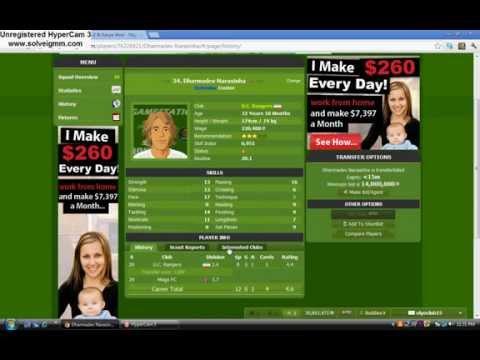 best online soccer manager game