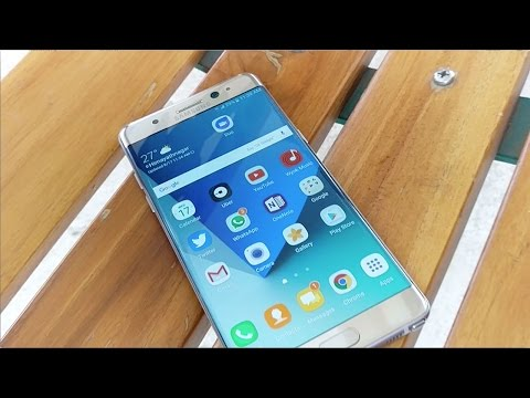Samsung Galaxy Note 7 Frequently Asked Question after 48 hrs use