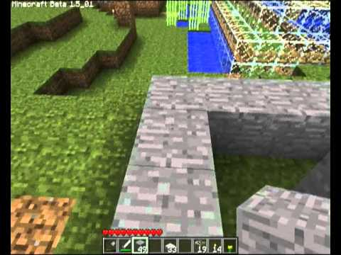 Team CGI - Minecraft Tutorial: Come costruire una fontana ...