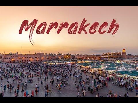 Marrakech, Morocco | A Visual Tour
