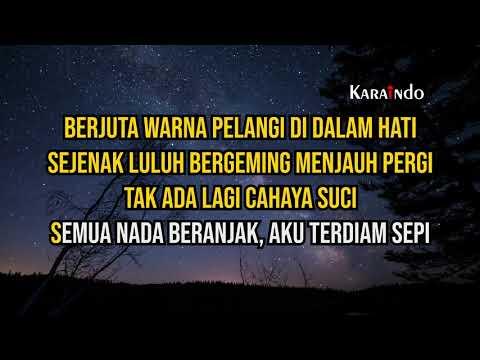 Agnes Monica - Matahariku Karaoke #karaoke