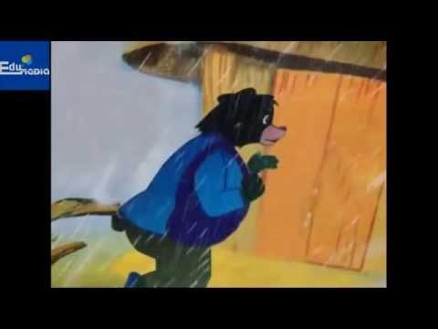 Bác gấu đen và hai chú thỏ - EduMedia.vn