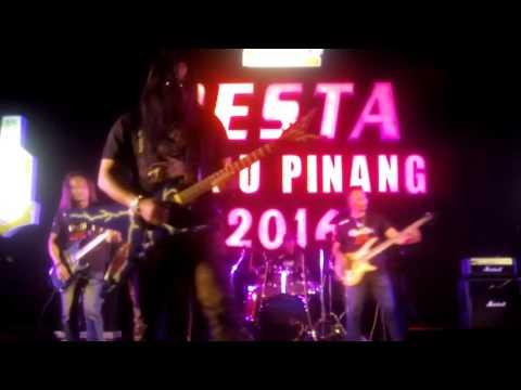 Pembukaan konsert Khalifah di Pesta Pulau Pinang