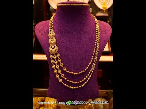 New and latest Antique gold jewelry design/photos images