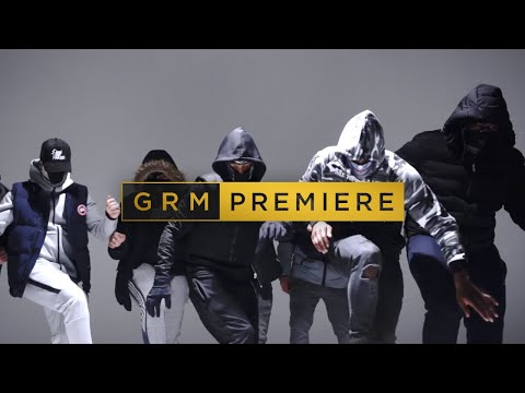 Poundz x J.B2 (Mr Affiliate) - Mourinho (Dublin x London) [Music Video] | GRM Daily