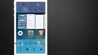 Auxo 2 La mejor Multitarea para tu Iphone  (2014) Video