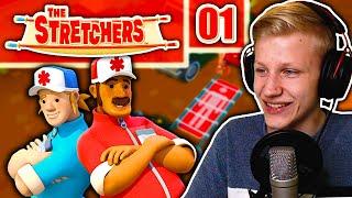 """""""Das neue Game von Nintendo! 🚑"""" // The Stretchers #01"""