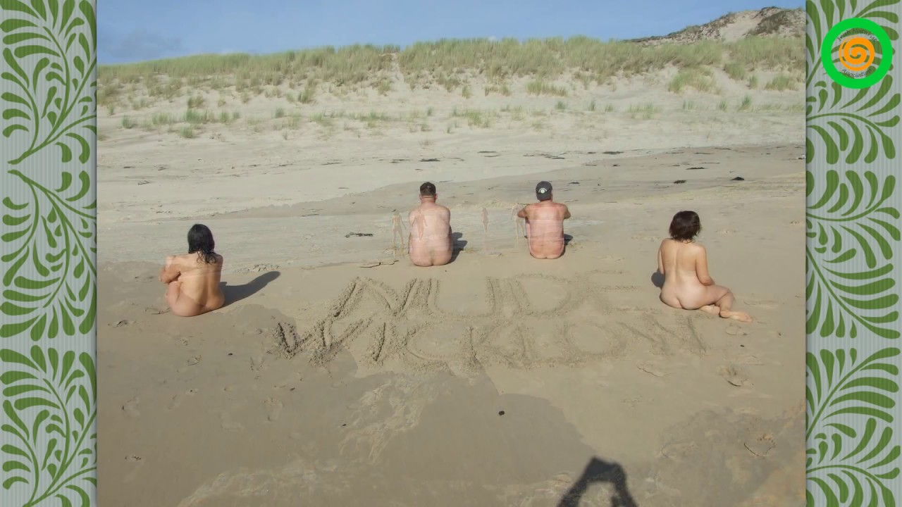 Gloves Come Off As Signposts To Nudist Beach Are Laid Bare