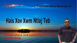 Mloog Xov Xwm Ntiaj Teb. 11/18/17