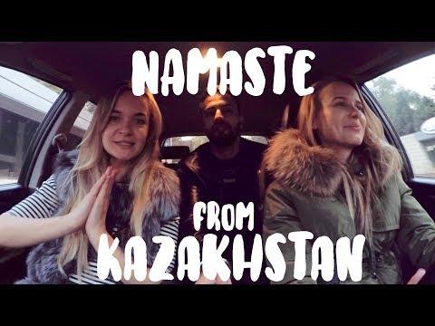Indian Guy in Kazakhstan