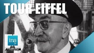 1968 : Le plus ancien contrôleur de la Tour Eiffel | Archive INA
