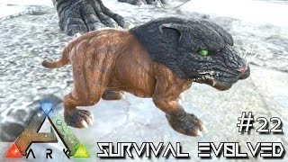 ark survival evolved breeding twins mammal flyers ep 22 server gameplay