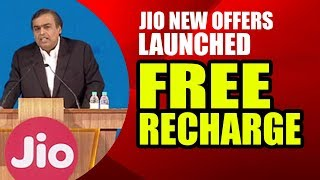 Jio Recharge Offers: Jio Recharge Offers ₹149 & ₹399 For Free | Jio Recharge Offers