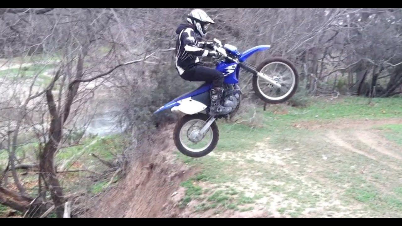 Yamaha Ttr230 And Wr250f Youtube