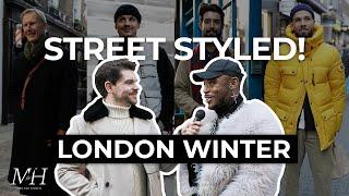 Street Styled   Best Dressed Men In London   Men's Fashion