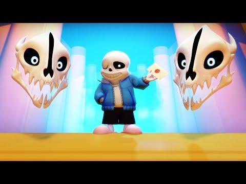 Super Smash Bros. Ultimate: Sans Cinematic Reveal Trailer