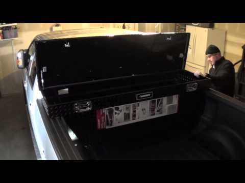 best way to mount a truck tool box 2