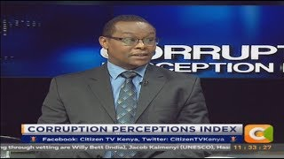 Corruption Perception Index #CitizenExtra