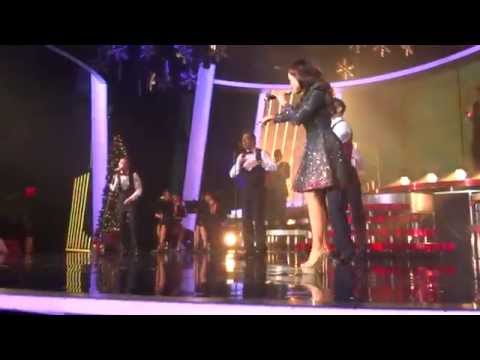 """Human Nature with Robin Meade: Christmas Show """"Sleigh Ride"""" in Las Vegas on December 13, 2014"""
